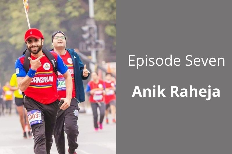 Power Lifting To Power Running - A Talk With Anik Raheja.